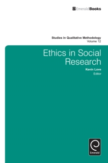 Ethics in Social Research, Hardback Book