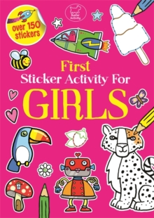First Sticker Activity for Girls, Paperback / softback Book
