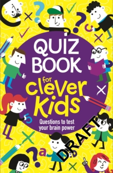 Quiz Book for Clever Kids, Paperback Book