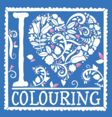 I Heart Colouring : Pretty Pocket Colouring, Paperback / softback Book