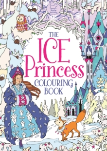 The Ice Princess Colouring Book, Paperback / softback Book