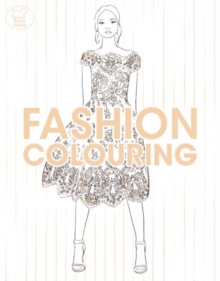 Fashion Colouring, Paperback Book
