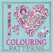 I Heart Colouring Patterns, Paperback Book