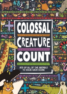 Colossal Creature Count, Paperback / softback Book