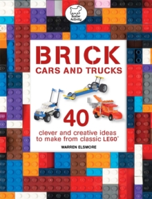 Brick Cars & Trucks, Paperback Book
