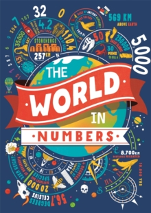 The World in Numbers, Paperback Book