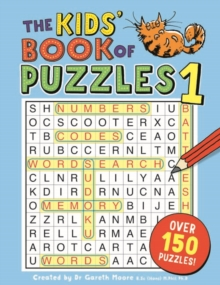 The Kids' Book of Puzzles 1, Paperback Book