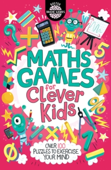 Maths Games for Clever Kids, Paperback / softback Book
