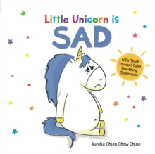 Little Unicorn is Sad, Hardback Book