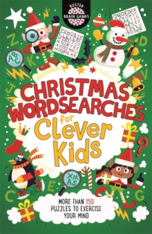 Christmas Wordsearches for Clever Kids, Paperback / softback Book