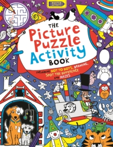 The Picture Puzzle Activity Book, Paperback / softback Book
