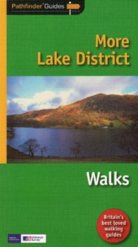 Pathfinder More Lake District, Paperback / softback Book