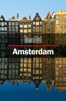 Time Out Amsterdam City Guide : Travel Guide with pull-out map, Paperback Book
