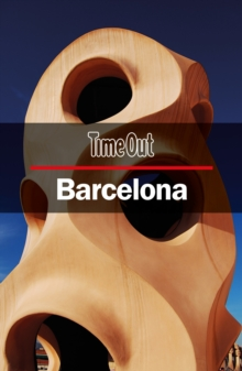 Time Out Barcelona City Guide : Travel Guide with Pull-out Map, Paperback / softback Book