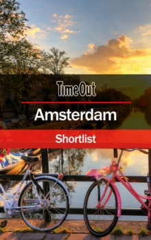 Time Out Amsterdam Shortlist : Pocket Travel Guide, Paperback Book