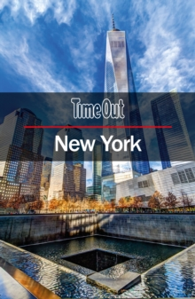 Time Out New York City Guide : Travel Guide with Pull-out Map, Paperback / softback Book