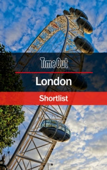 Time Out London Shortlist : Pocket Travel Guide, Paperback Book