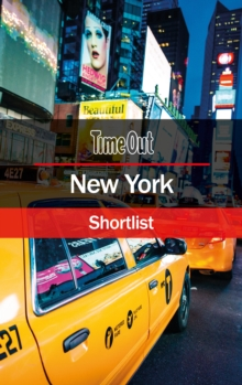 Time Out New York Shortlist : Pocket Travel Guide, Paperback / softback Book