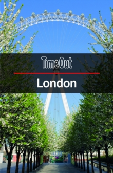 Time Out London City Guide : Travel Guide with Pull-out Map, Paperback / softback Book