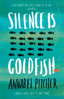 Silence is Goldfish, Paperback Book