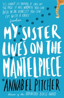 My Sister Lives on the Mantelpiece, Paperback Book