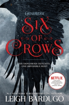 Six of Crows : Book 1, Paperback / softback Book