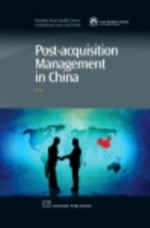 Post-Acquisition Management in China, PDF eBook