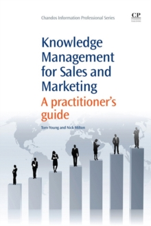 Knowledge Management for Sales and Marketing : A Practitioner'S Guide, EPUB eBook