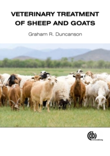 Veterinary Treatment of Sheep and Goats, Paperback / softback Book