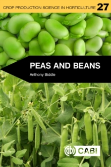 Peas and Beans, Paperback / softback Book