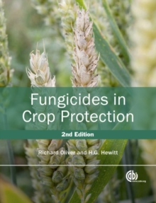 Fungicides in Crop Protection, Hardback Book