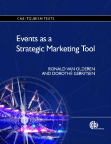 Events as a Strategic Marketing Tool, Paperback / softback Book
