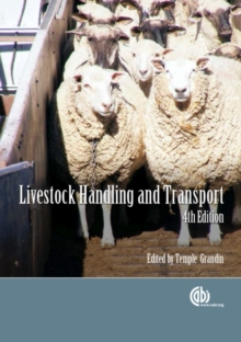 Livestock Handling and Transport, Hardback Book
