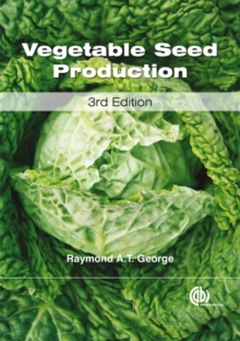 Vegetable Seed Production, Paperback / softback Book