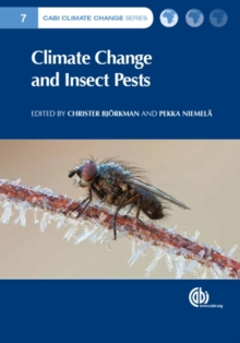 Climate Change and Insect Pests, Hardback Book