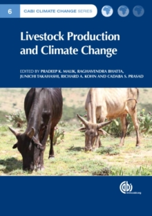 Livestock Production and Climate Change, Hardback Book