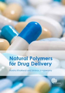 Natural Polymers for Drug Deli, Hardback Book
