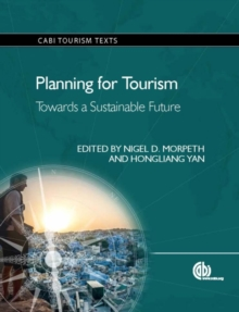 Planning for Touri : Towards a Sustainable Future, Paperback Book