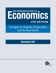 An Introduction to Economics : Concepts for Students of Agriculture and the Rural Sector, Paperback Book