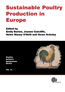 Sustainable Poultry Production in Europe, Hardback Book