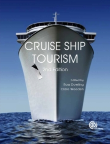 Cruise Ship Tourism, Hardback Book
