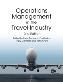 Operations Management in the Travel Ind, Hardback Book