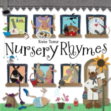 Kate Toms Nursery Rhymes, Paperback Book