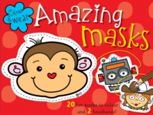 Amazing Masks, Novelty book Book