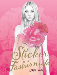 Sticker Fashionista, Paperback Book