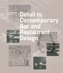 Detail in Contemporary Bar and Restaurant Design, Hardback Book