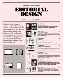 Editorial Design : Digital and Print, Paperback / softback Book