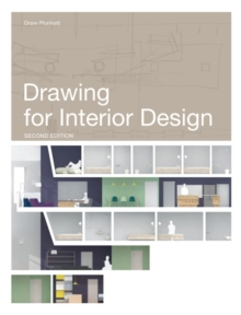 Drawing for Interior Design 2nd Edition, Paperback Book