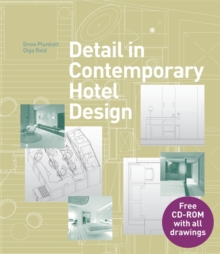Detail in Contemporary Hotel Design, Hardback Book