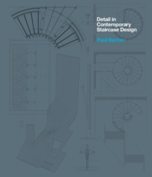 Detail in Contemporary Staircase Design, Paperback Book
